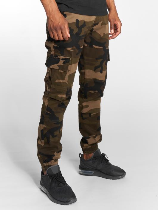 Amstaff Spodnie Chino/Cargo Sarge moro
