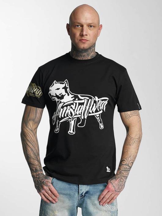 Amstaff T-Shirt Neto black