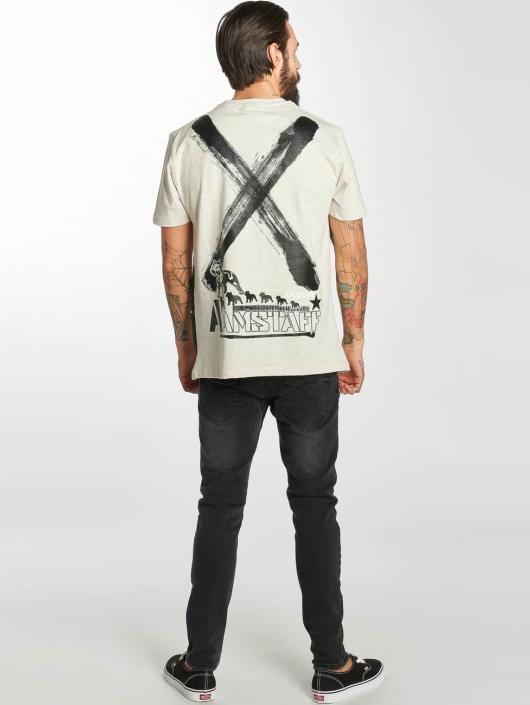 Amstaff T-Shirt Elros grau