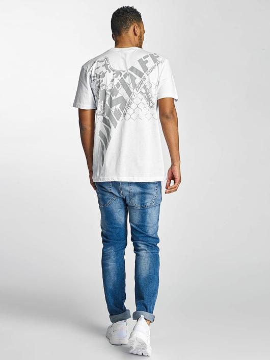 Amstaff T-Shirt Kalamos weiß