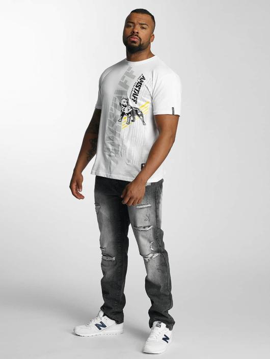 Amstaff T-skjorter Elard hvit