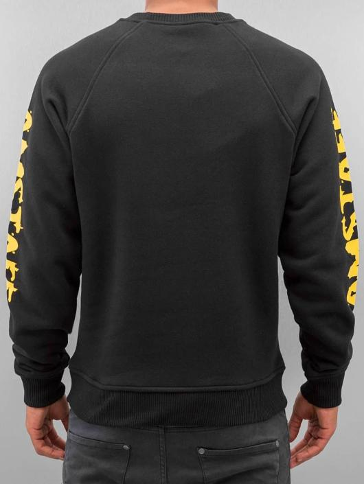 Amstaff trui Logo zwart