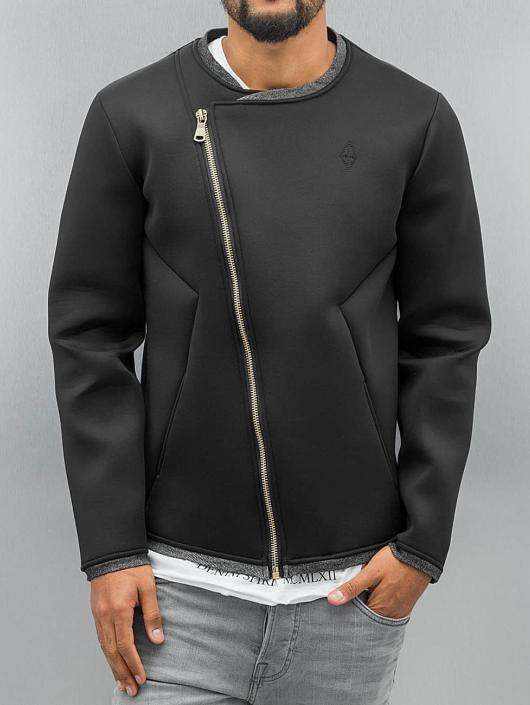 Amsterdenim Lightweight Jacket Mats black