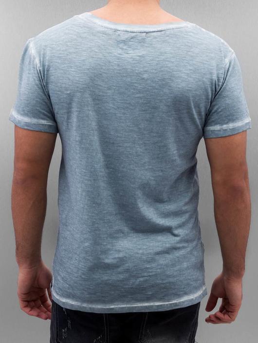 Amsterdenim T-Shirt Floris blau