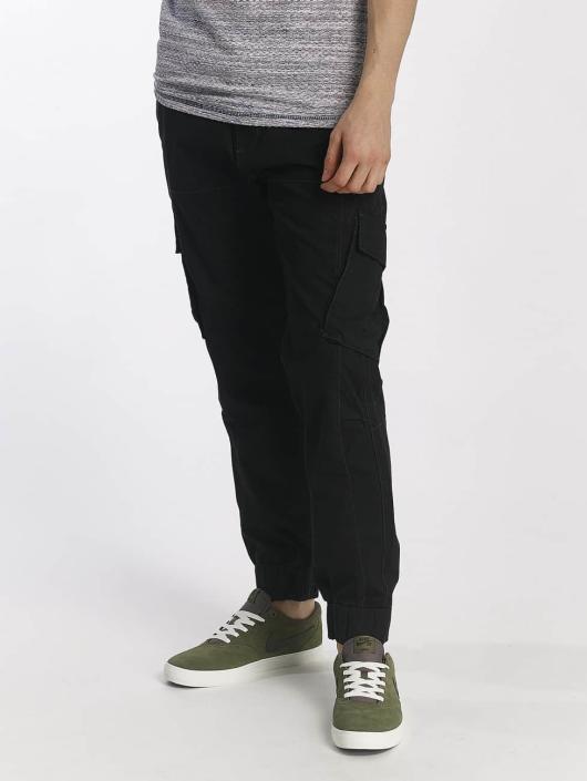 Homme Bjorn Anerkjendt Cargo Pantalon Noir 427122 4q5jAS3RcL