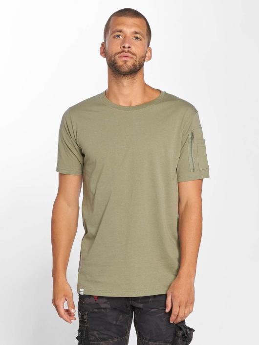 Anerkjendt T-Shirty Rambo zielony