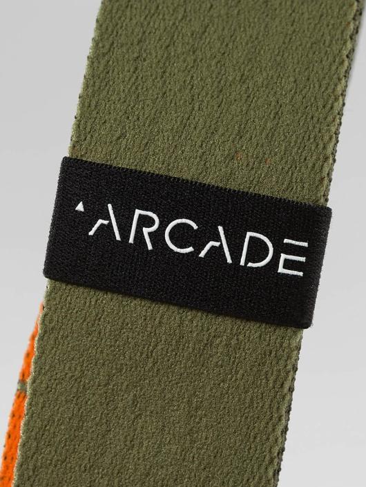 ARCADE Ремень Drift Collection Drake зеленый
