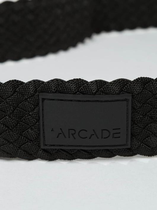 ARCADE Ремень Futureweave Collection Vapor черный