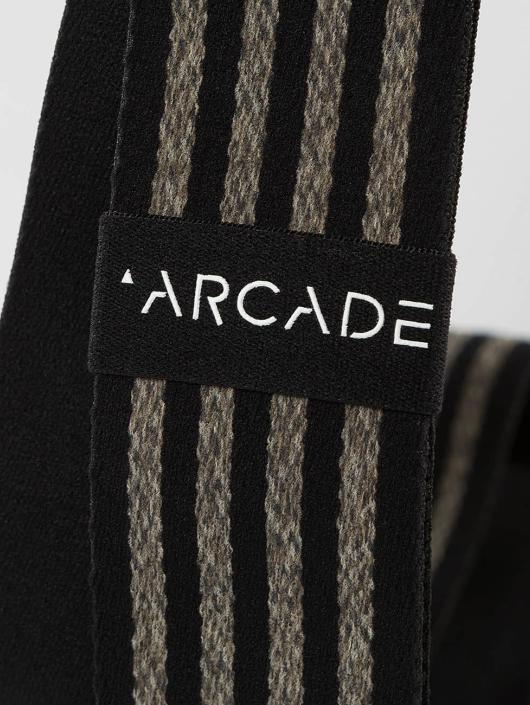 ARCADE Bælte Tech Collection Don Carlos sort