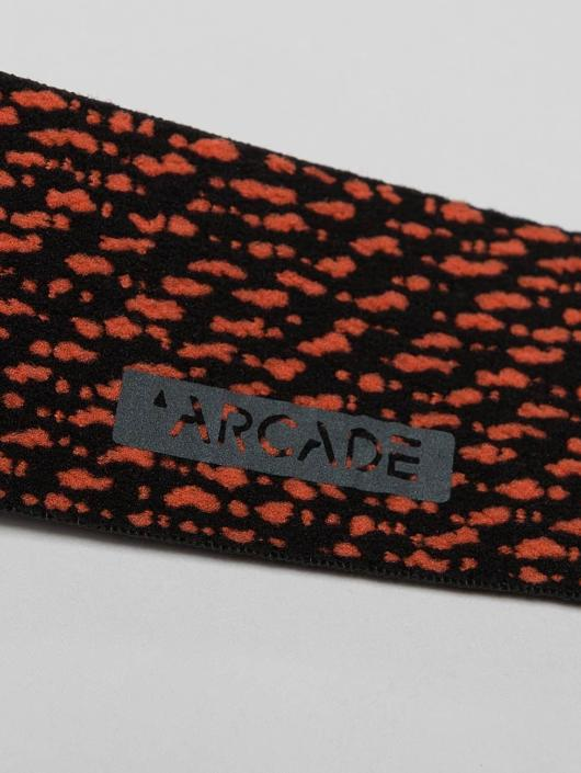 ARCADE Paski Tech Collection Static czarny