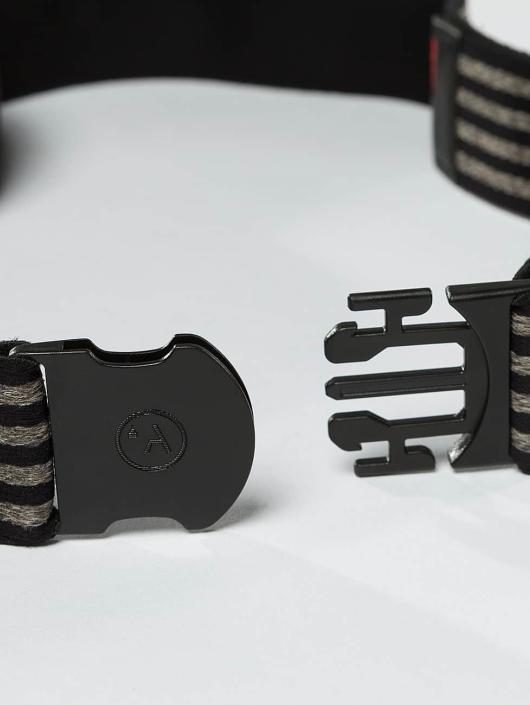 ARCADE Paski Tech Collection Don Carlos czarny