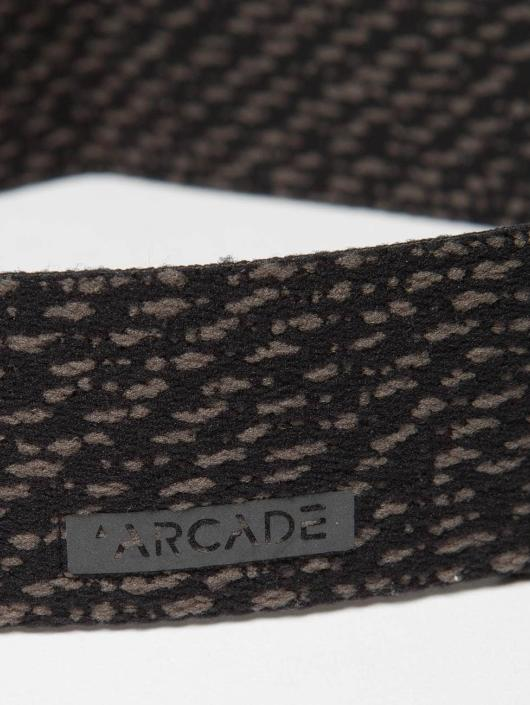 ARCADE Paski Performance Static czarny