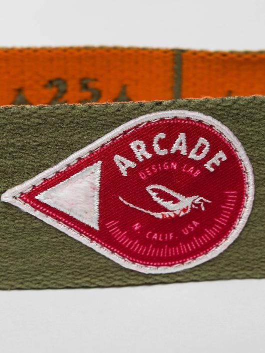 ARCADE Paski Drift Collection Drake zielony