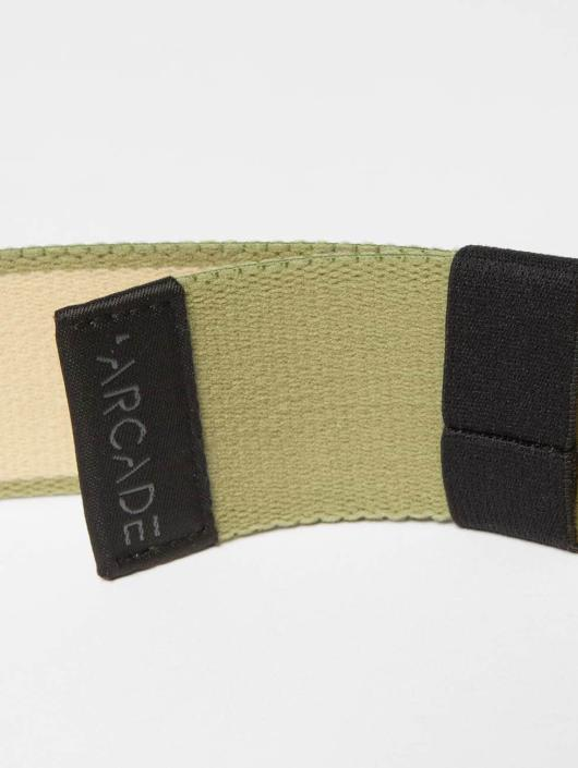 ARCADE Paski Performance zielony