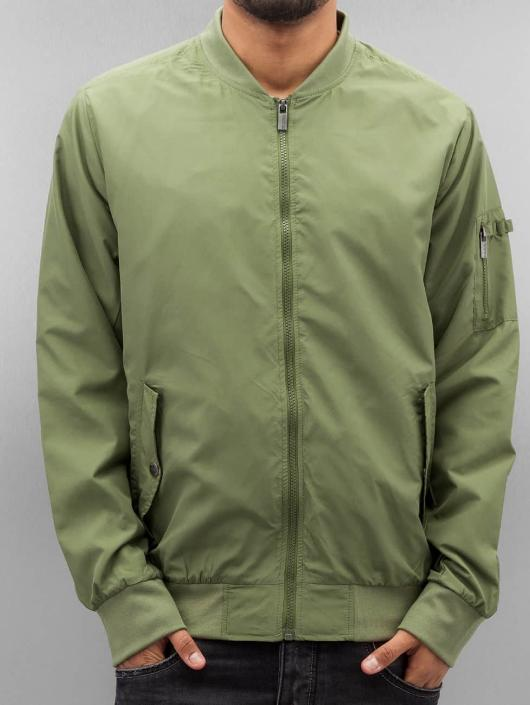Authentic Style Bomber jacket Thin olive