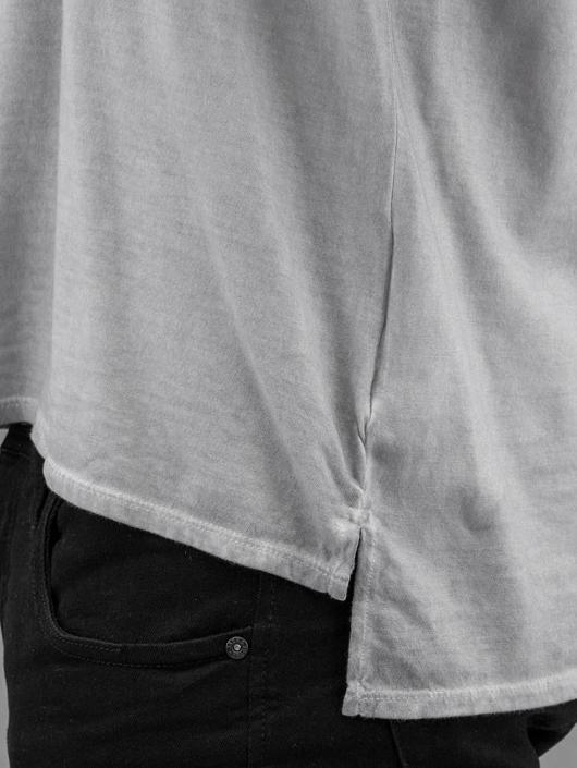 Authentic Style Longsleeve Dyed grau