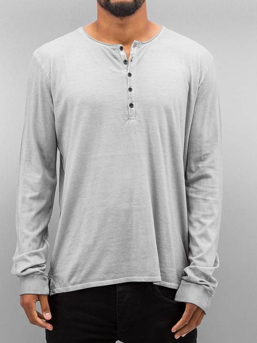 Authentic Style Longsleeve Dyed grey