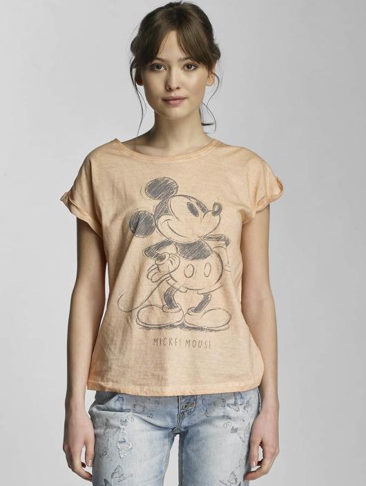 Authentic Style Tričká Mickey oranžová
