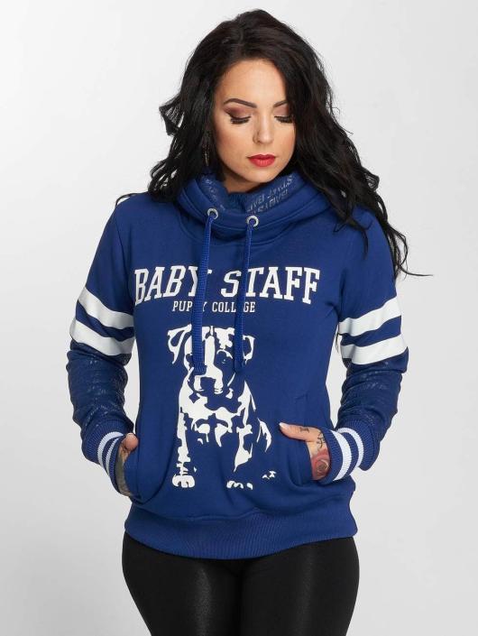 Babystaff Hoody Lessa blau