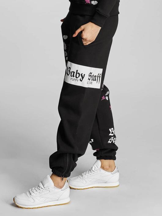 Babystaff Jogginghose Rya schwarz
