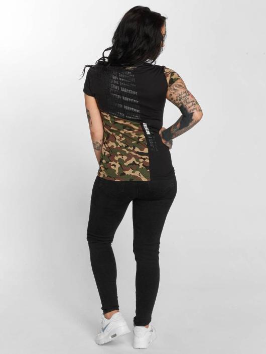 Babystaff t-shirt Juva zwart