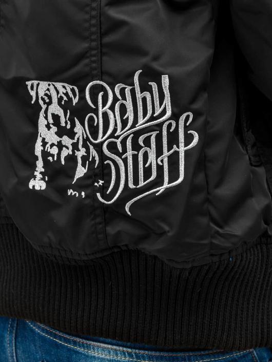 Babystaff Veste mi-saison légère Nalva Bomber noir