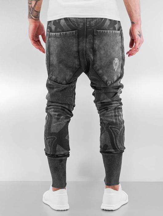 Bangastic Спортивные брюки Bird серый