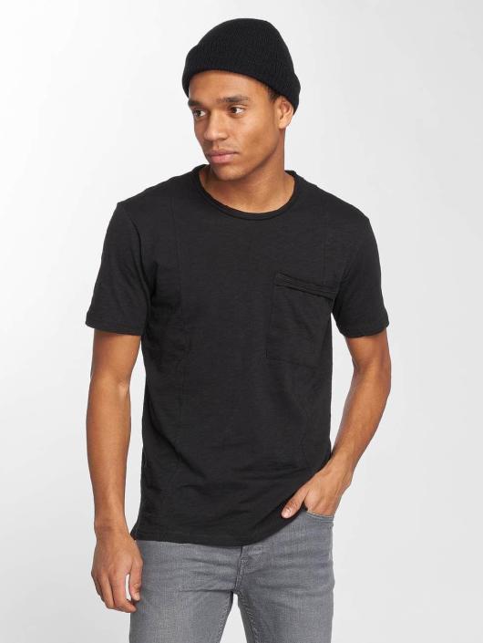 Hombres Camiseta Monde in negro cheap Bangastic - Hombre Ropa WMUTAGE