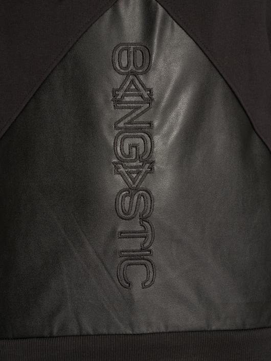 Bangastic Hoody Logo PU schwarz