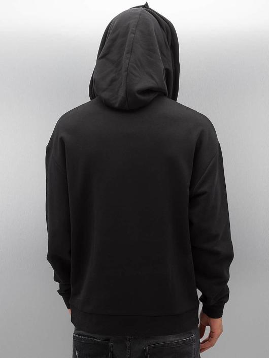 Bangastic Hoody Monabiker Oversize schwarz