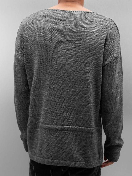 Bangastic Pullover Oversize Knit II grau