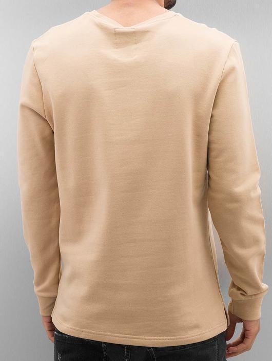 Bangastic Pulóvre Sweatshirt béžová