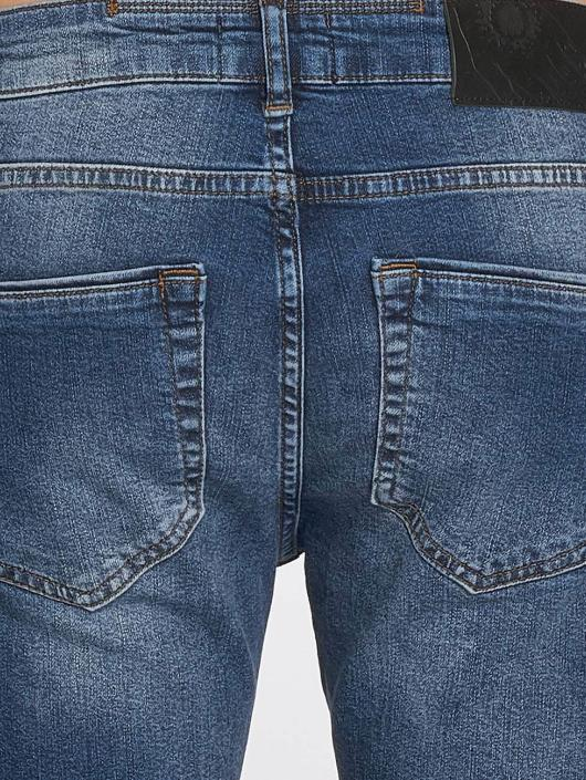 Bangastic Slim Fit Jeans Jay modrá