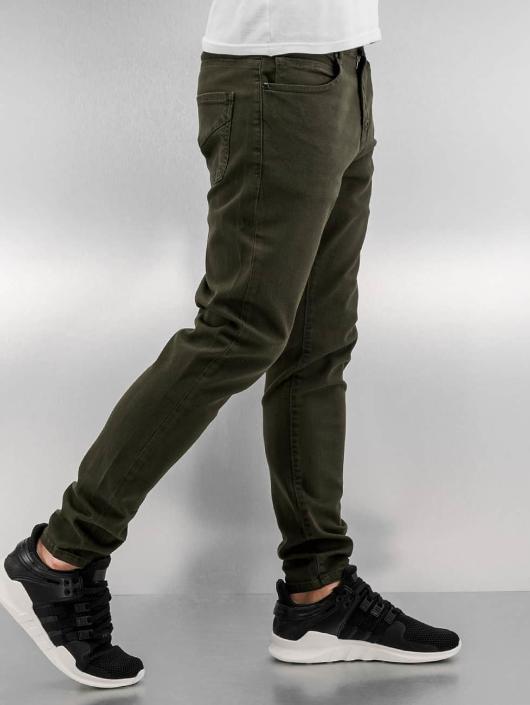 Bangastic Slim Fit Jeans Burundi olive