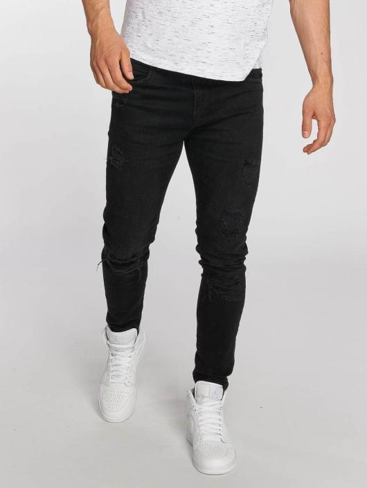Bangastic Herren Slim Fit Jeans Burundi in schwarz 290210 230c2a36e2
