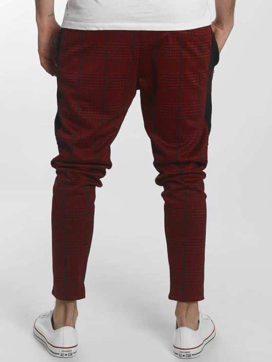 Bangastic Spodnie do joggingu Santo czerwony