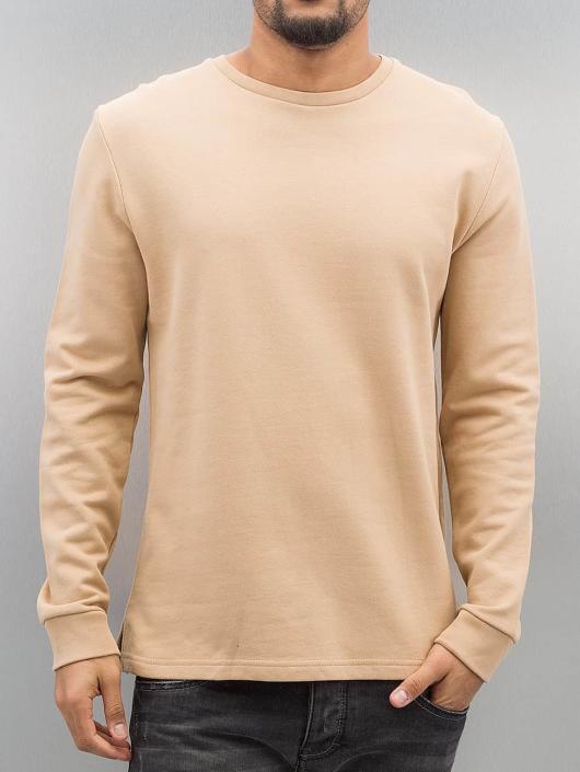 327388 Bangastic Sweatamp; Sweatshirt Homme Pull Beige CxerdoB