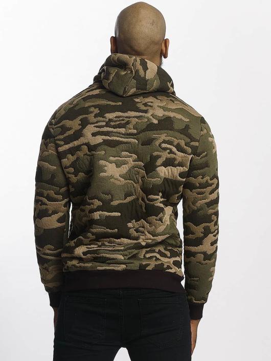 Bangastic Sweat capuche Camo camouflage