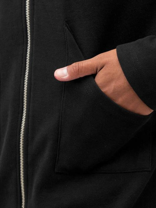 Bangastic Sweat capuche zippé Long II noir
