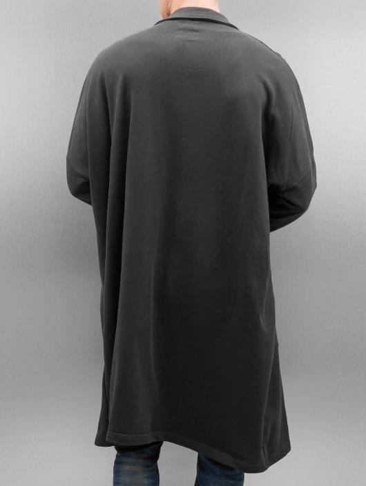 Bangastic Swetry rozpinane Darwin szary