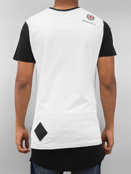 Bangastic T-paidat Plaid valkoinen
