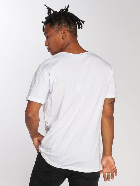 485885 Homme Bangastic Blanc shirt Straight T OwknX80P