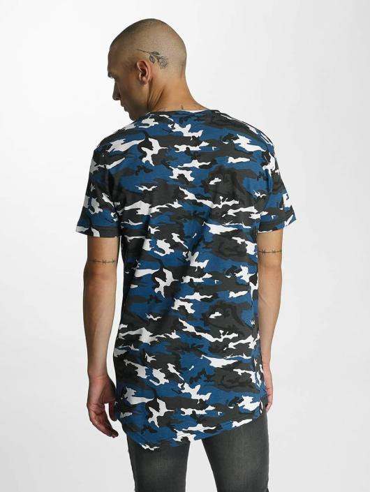 Bangastic T-Shirt Camo blau