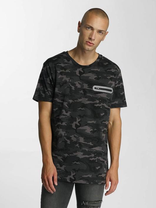 Bangastic T-Shirt Pocket grau