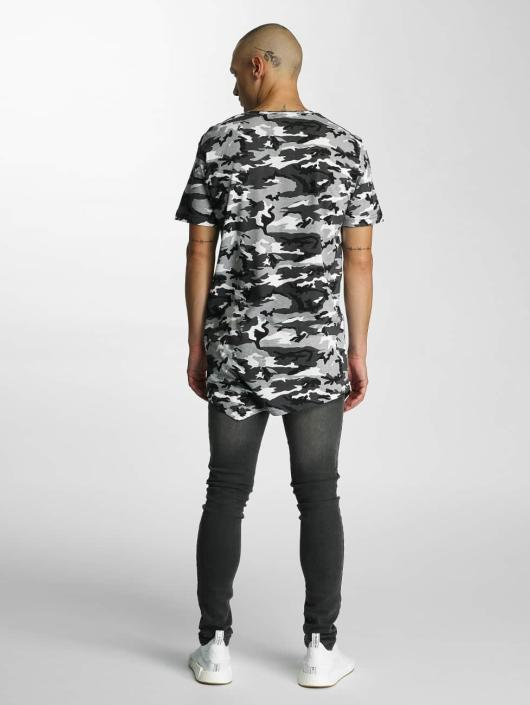 Bangastic T-Shirt Camo grey