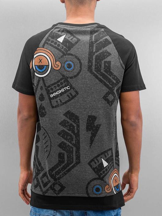 Bangastic t-shirt India grijs