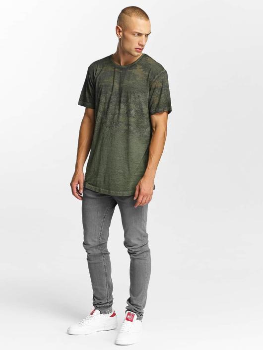 Fadin' Bangastic T 365390 shirt Homme Olive nO0XNwk8P