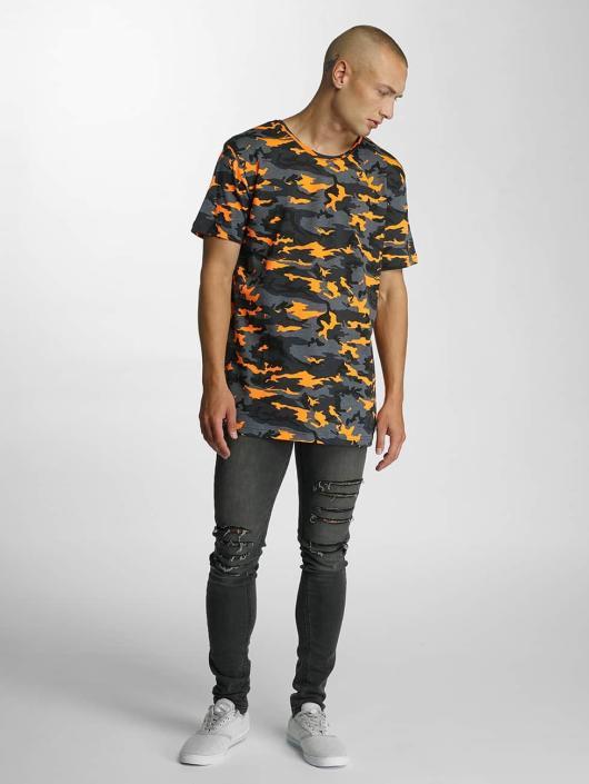 Bangastic T-Shirt Camo orange