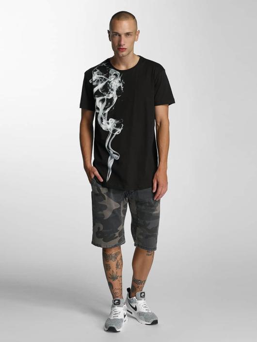 Bangastic T-Shirt Smoke schwarz