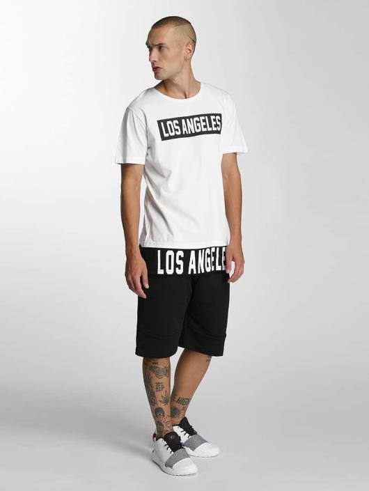 Bangastic T-Shirt LA weiß